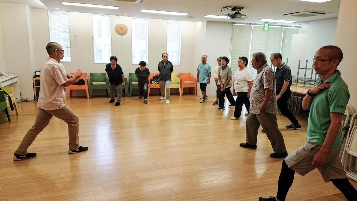 鶴間 運動教室